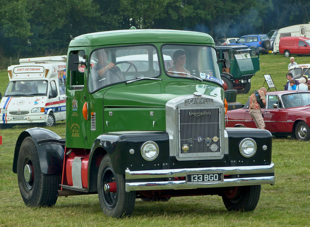 Scammell highwayman photo - 8