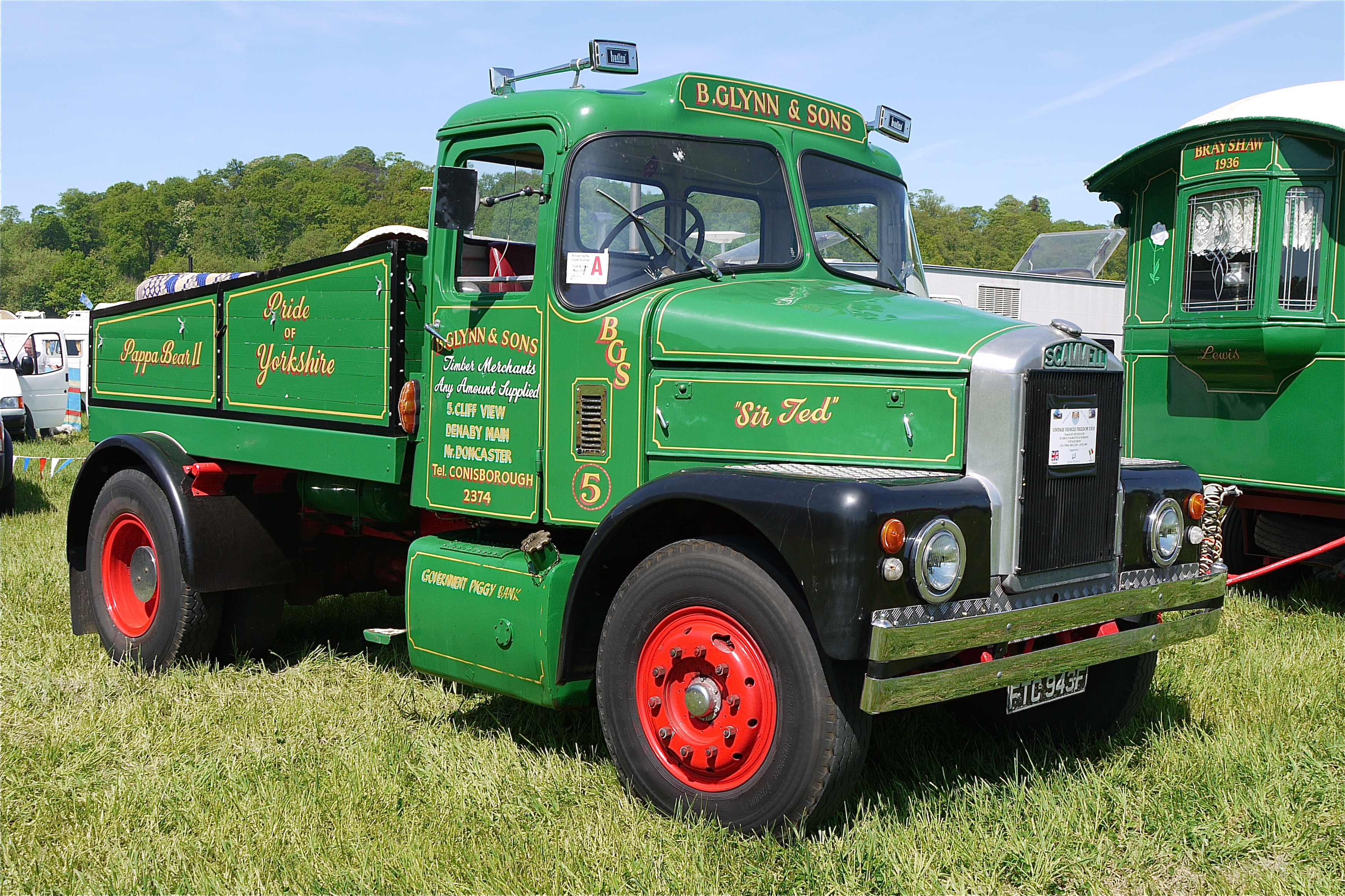 Scammell highwayman photo - 9