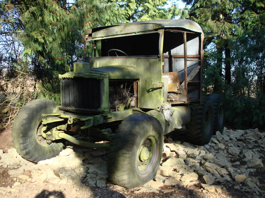 Scammell pioneer photo - 2