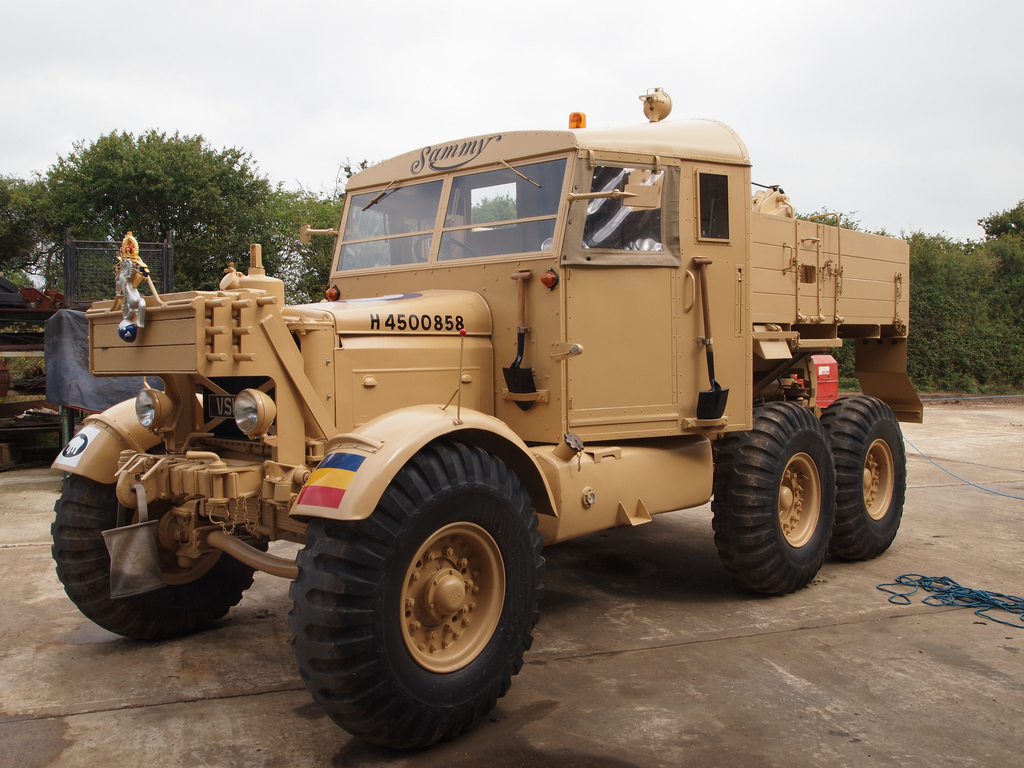 Scammell pioneer photo - 6