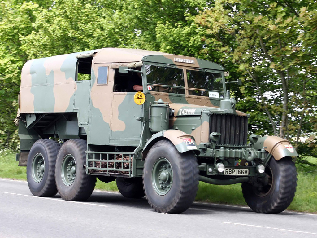 Scammell pioneer photo - 7
