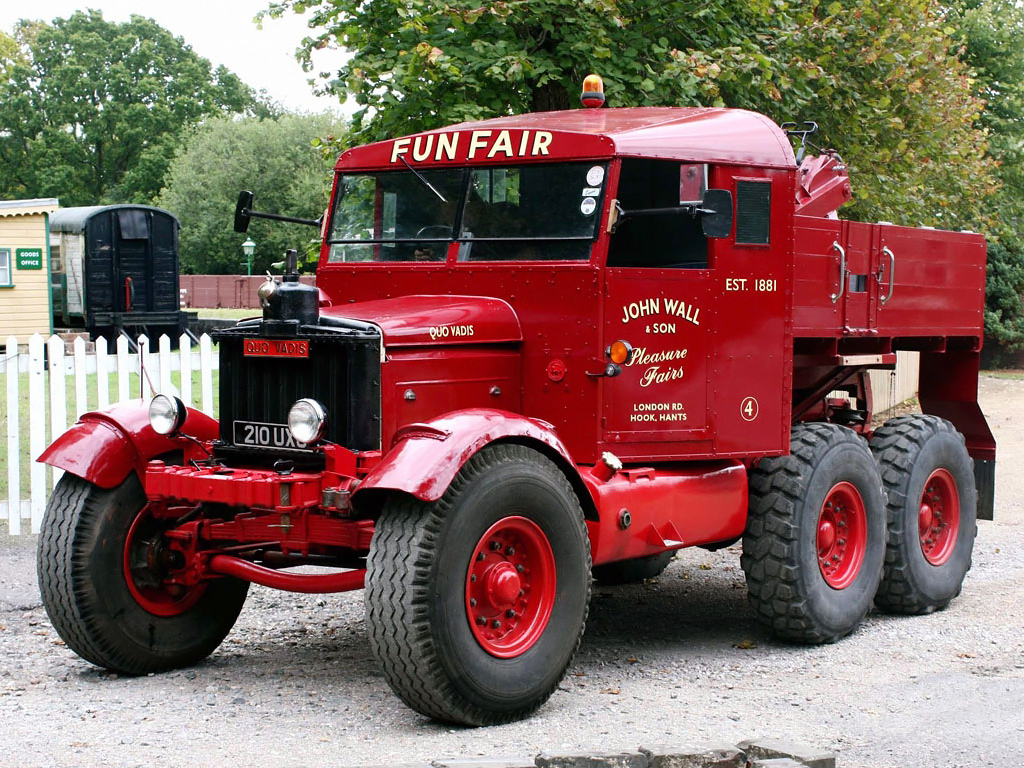Scammell pioneer photo - 8