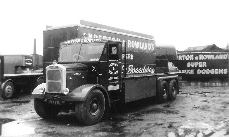 Scammell r8 photo - 10