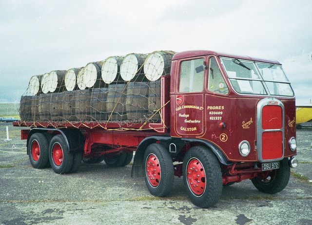 Scammell r8 photo - 2