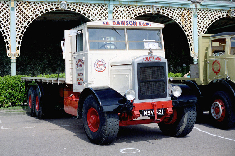 Scammell r8 photo - 3