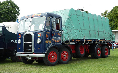 Scammell r8 photo - 4