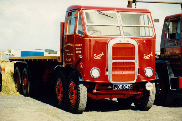 Scammell r8 photo - 5