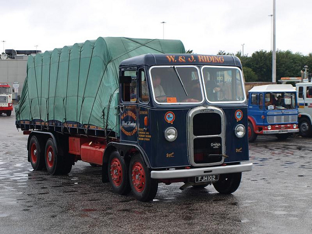 Scammell r8 photo - 6