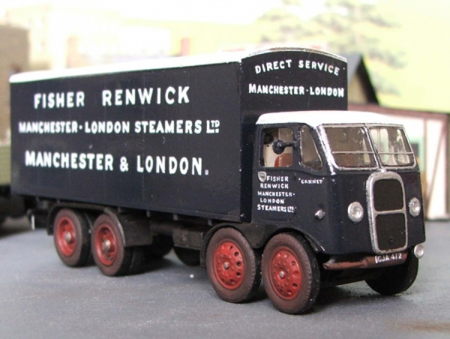 Scammell r8 photo - 7