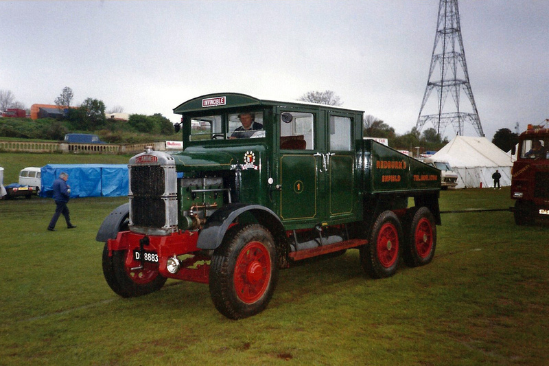 Scammell r8 photo - 9