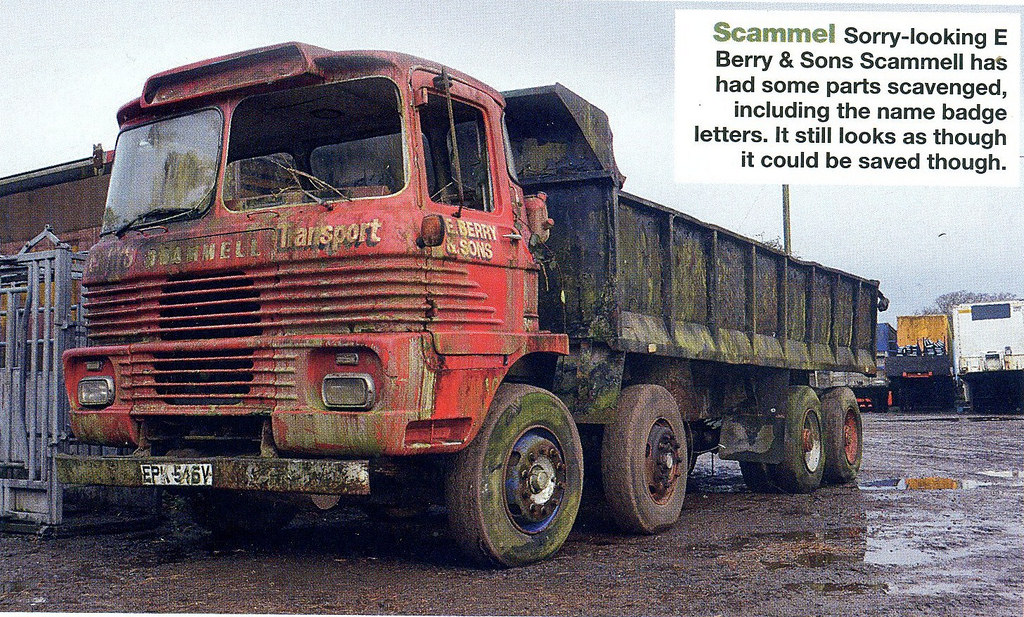 Scammell routeman photo - 6