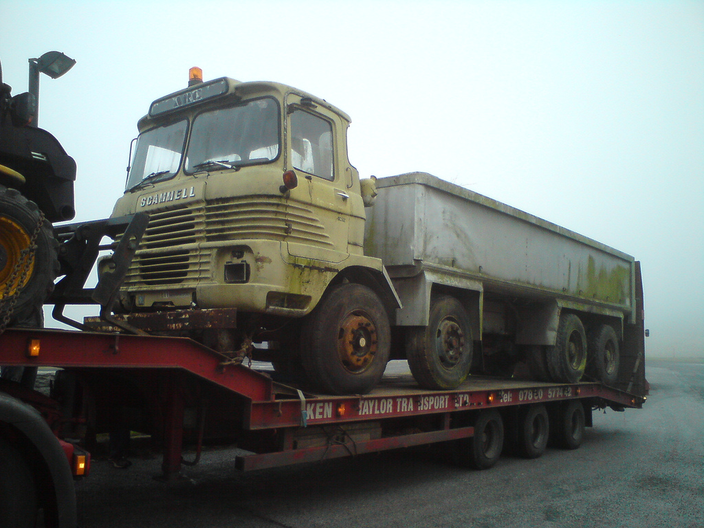Scammell routeman photo - 7