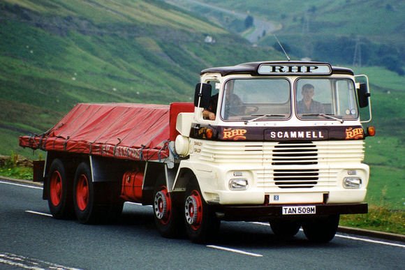 Scammell routeman photo - 8