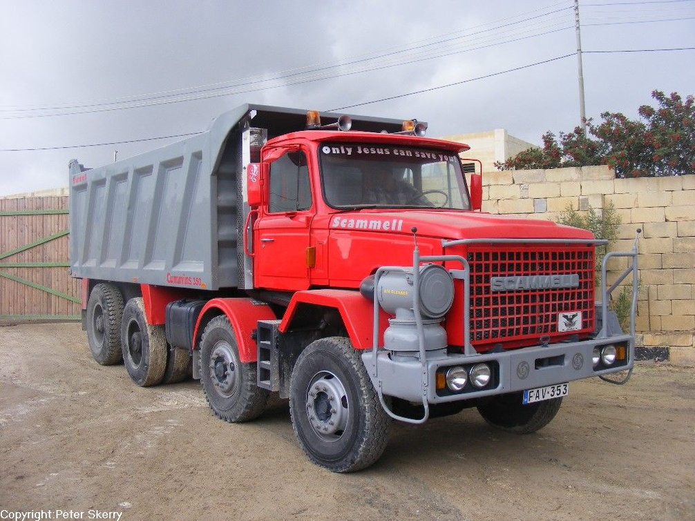 Scammell s24 photo - 1