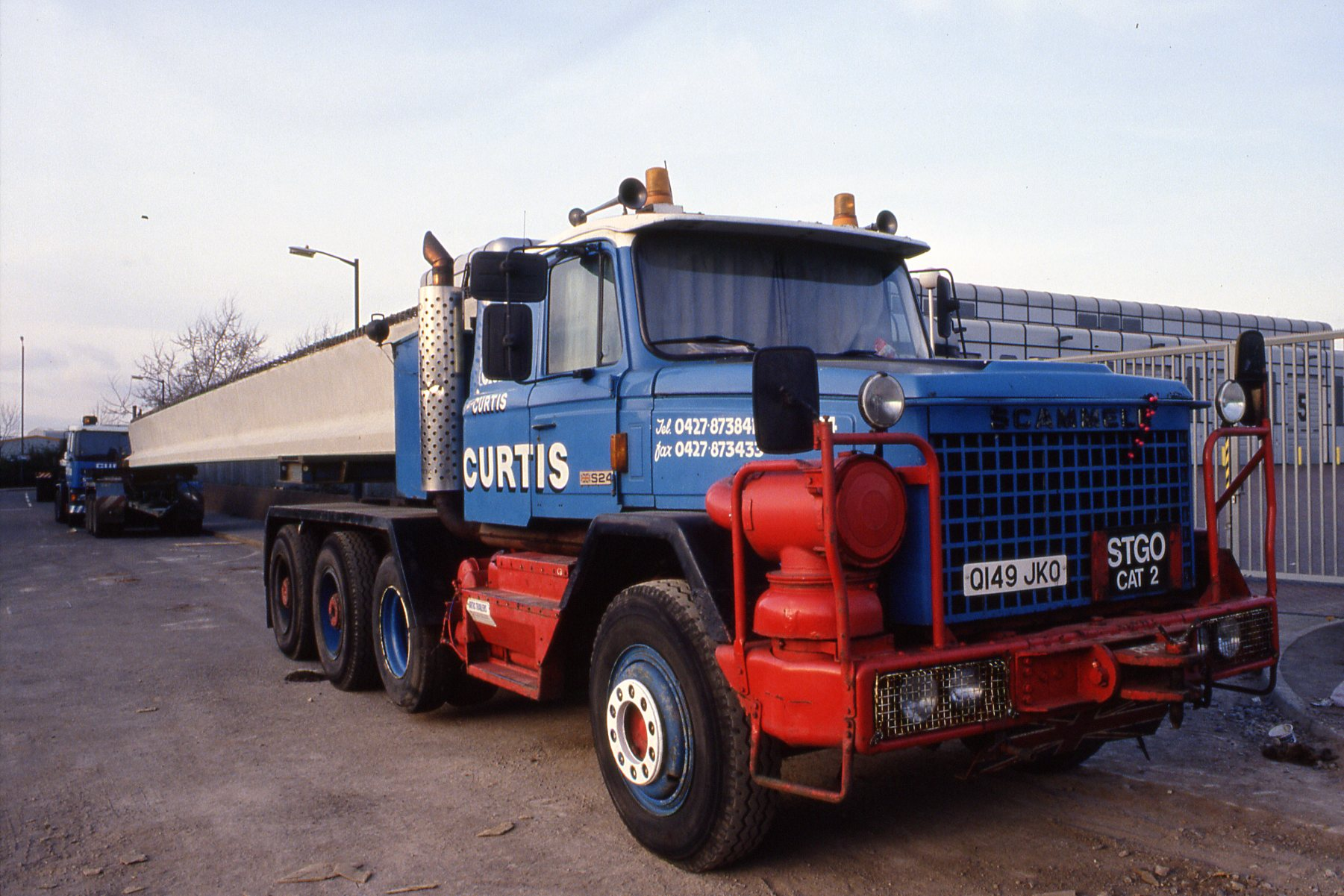 Scammell s24 photo - 10