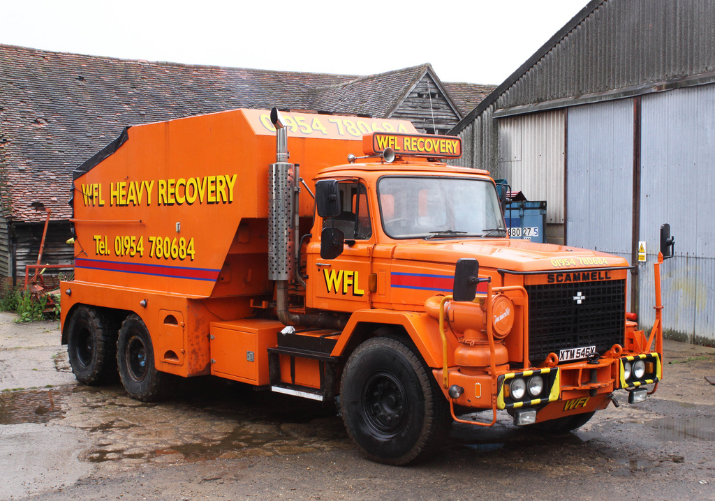 Scammell s24 photo - 2