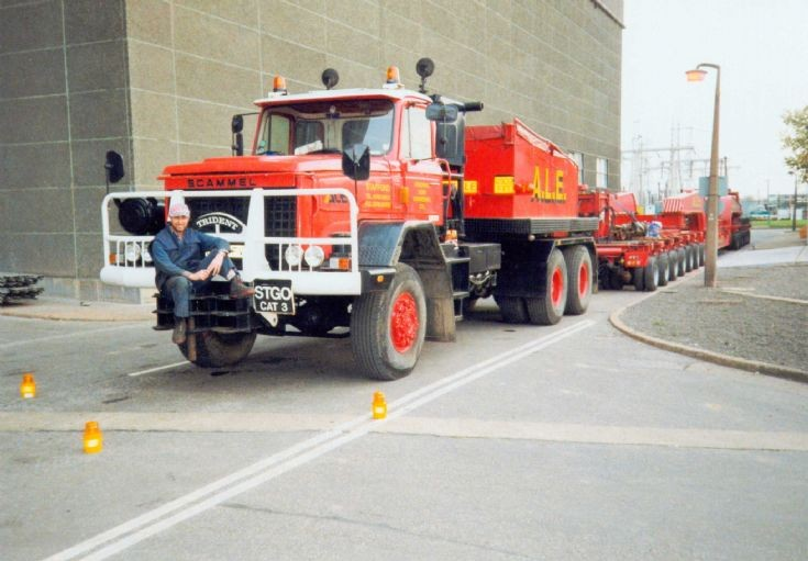 Scammell s24 photo - 5