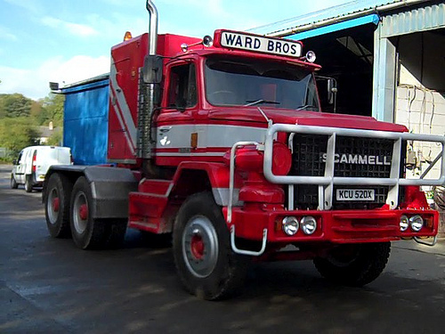 Scammell s24 photo - 6
