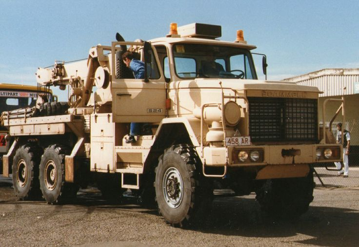 Scammell s24 photo - 8