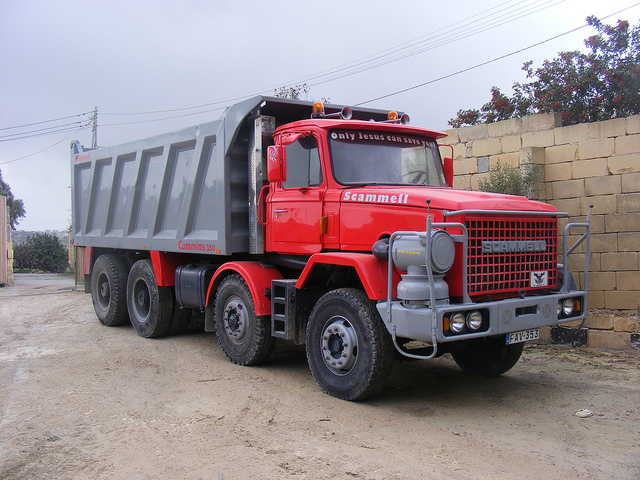 Scammell s24 photo - 9