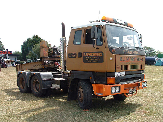 Scammell s26 photo - 1
