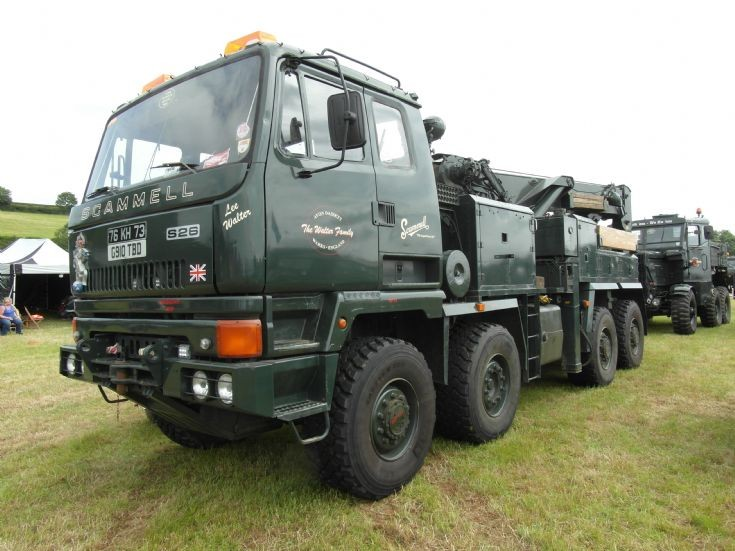 Scammell s26 photo - 10