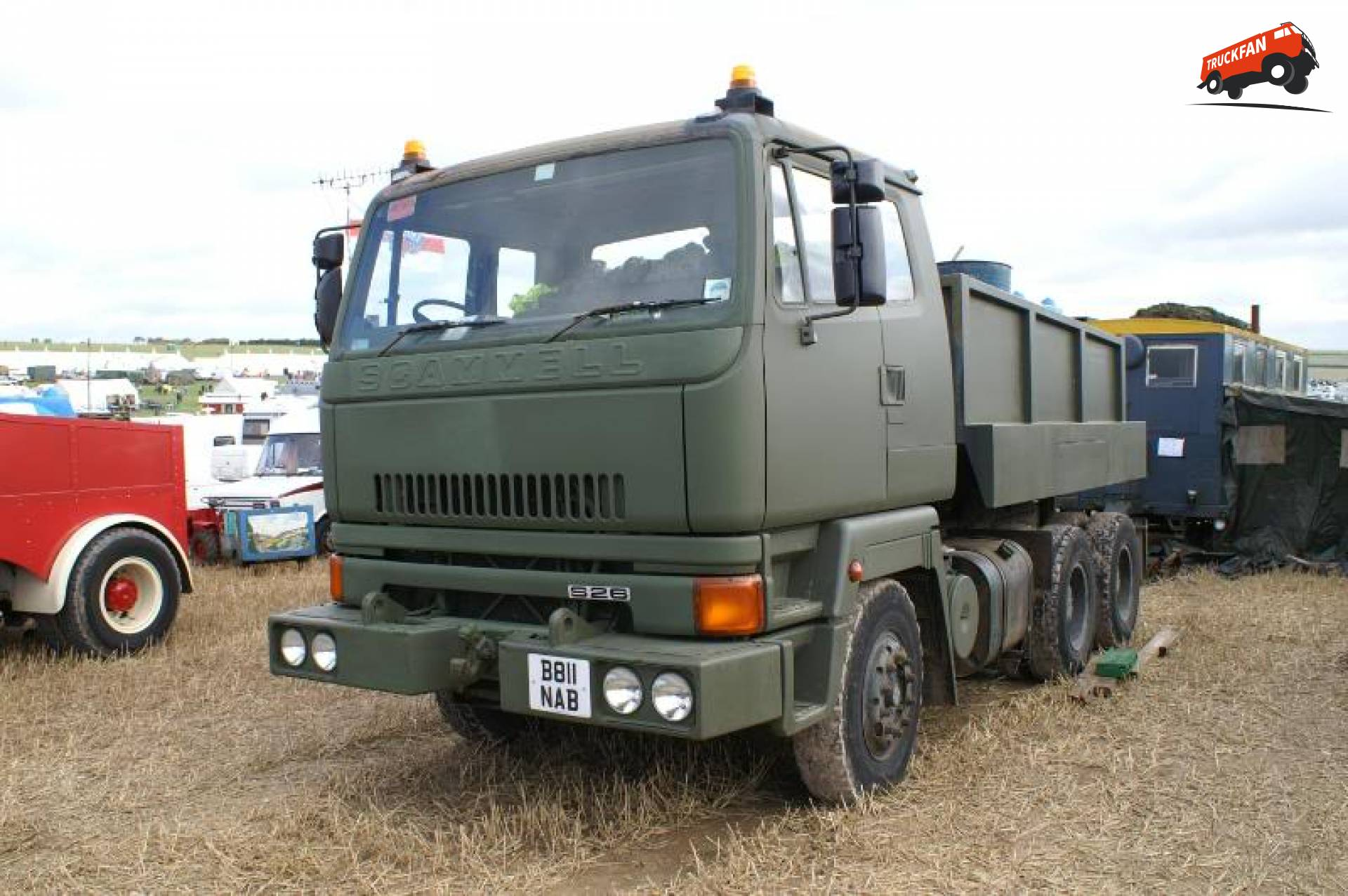 Scammell s26 photo - 2
