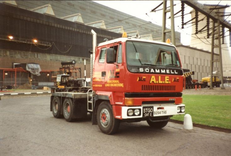 Scammell s26 photo - 3