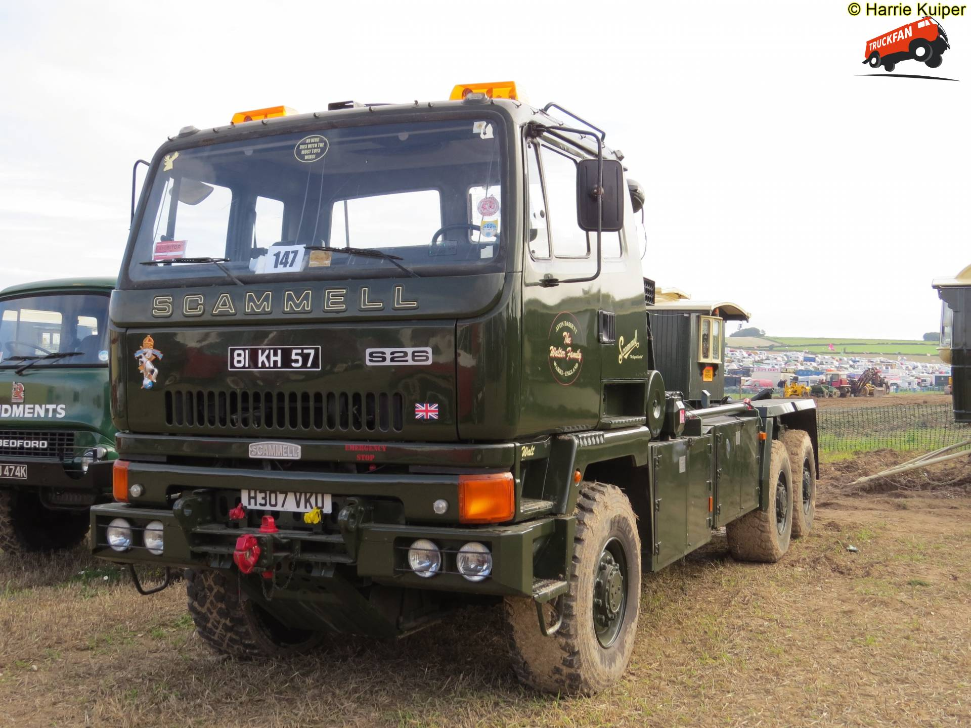 Scammell s26 photo - 5