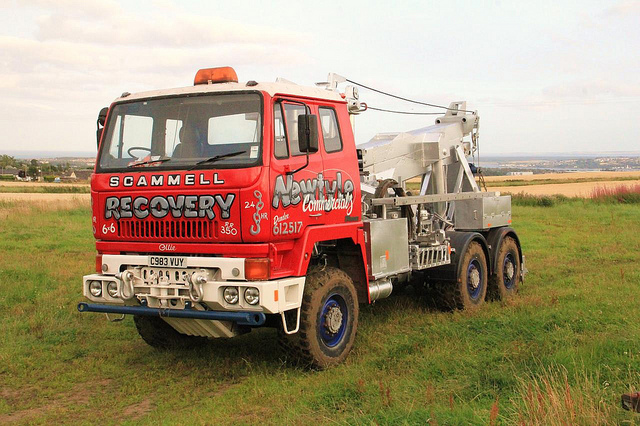 Scammell s26 photo - 6
