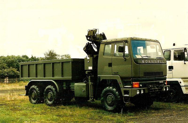 Scammell s26 photo - 7