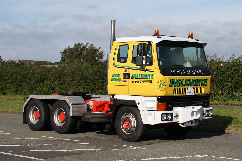 Scammell s26 photo - 8