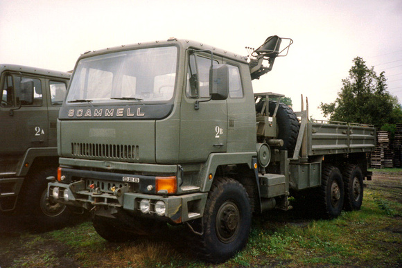 Scammell s26 photo - 9