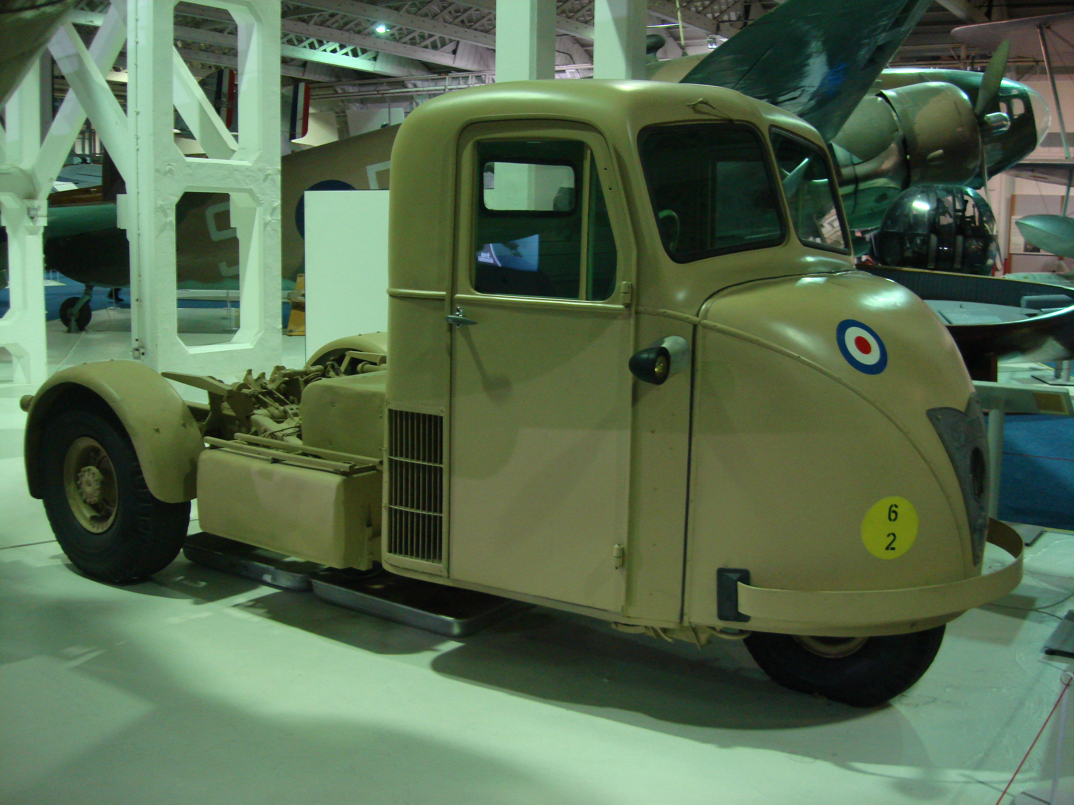 Scammell scarab photo - 2