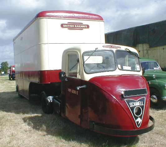 Scammell scarab photo - 3