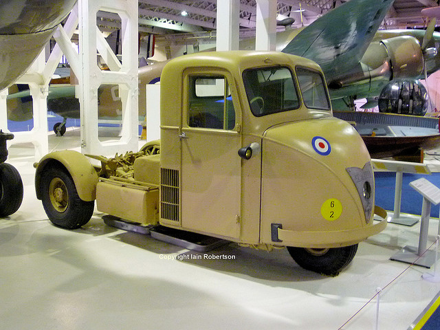 Scammell scarab photo - 5