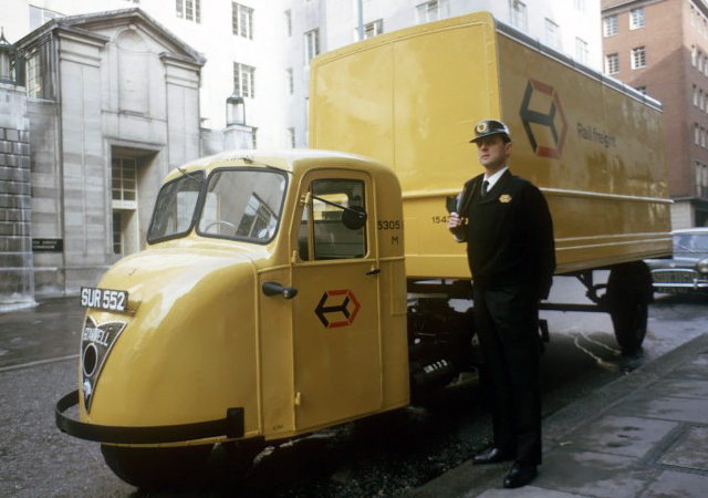 Scammell scarab photo - 6