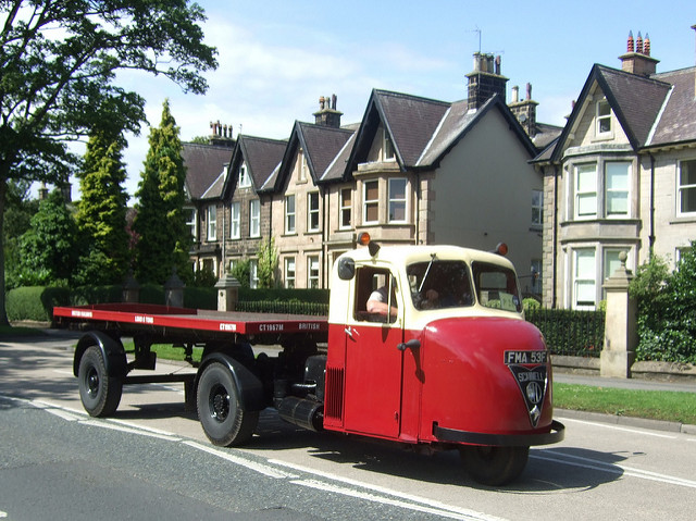 Scammell scarab photo - 7