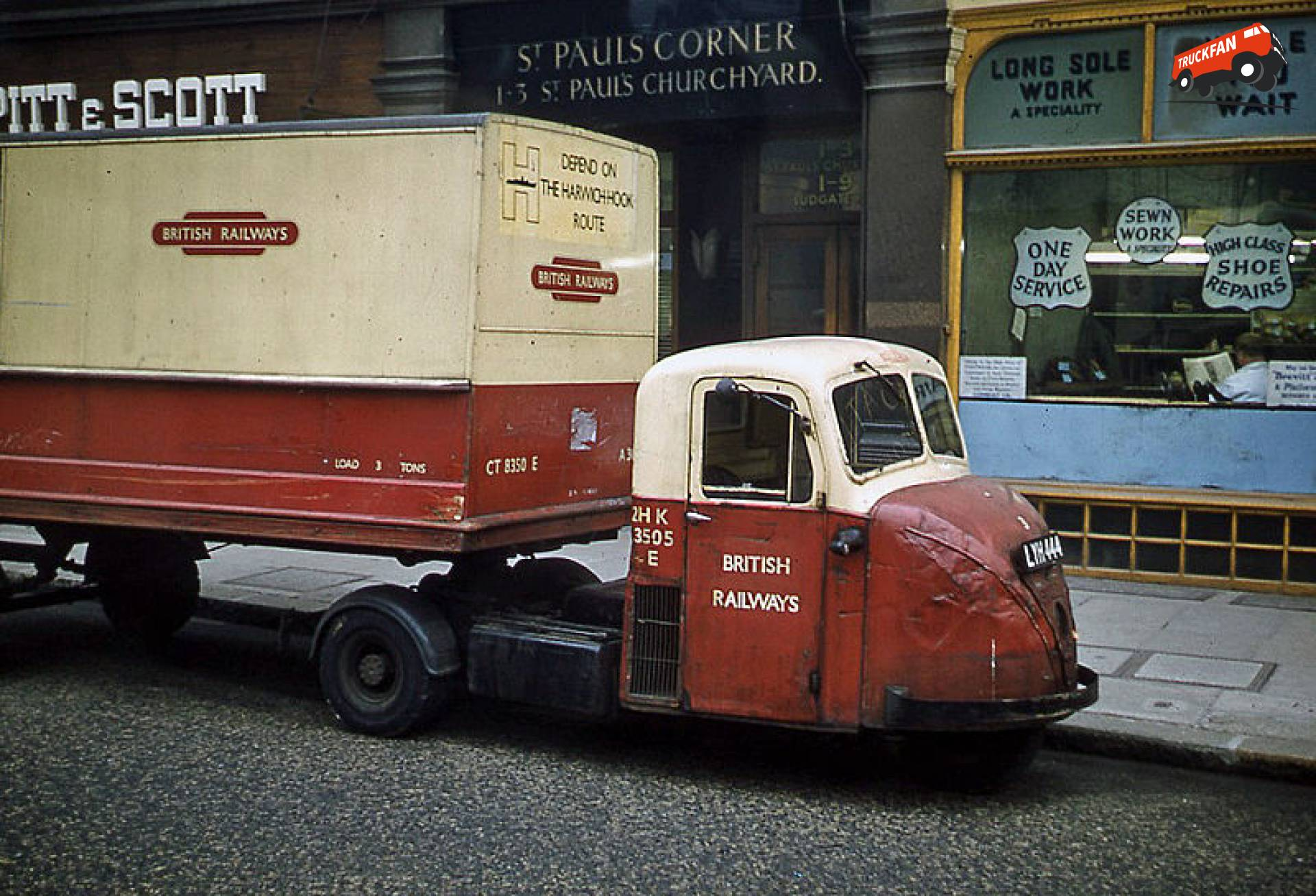 Scammell scarab photo - 8