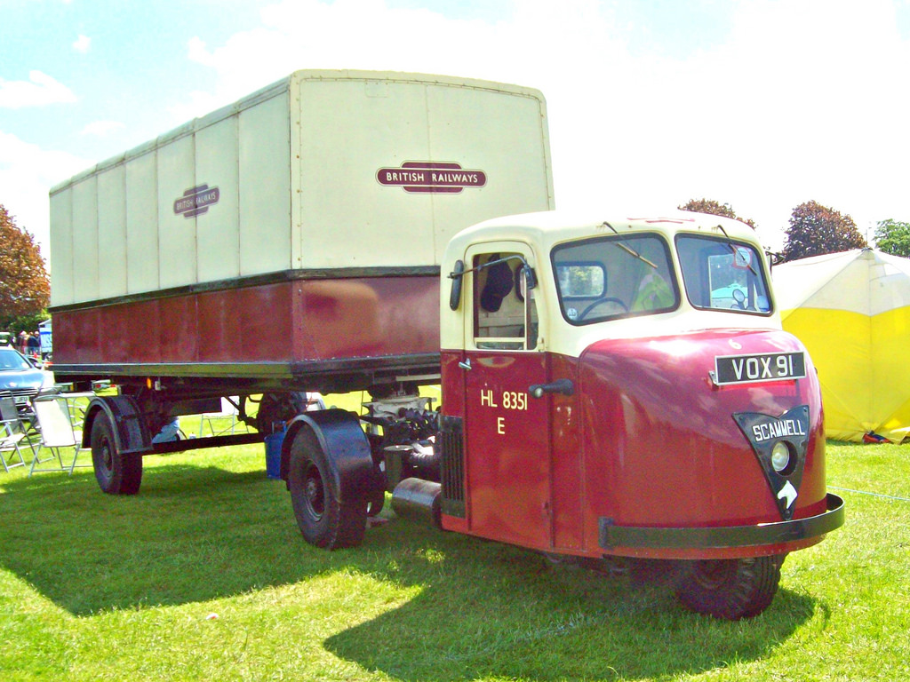 Scammell scarab photo - 9