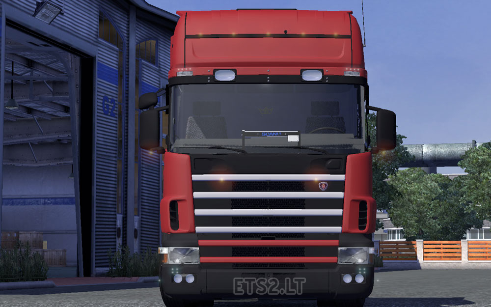 Scania 124l Photo and Video Review  Comments