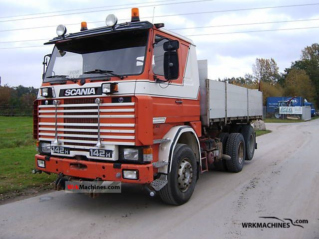 Scania 2-series photo - 1