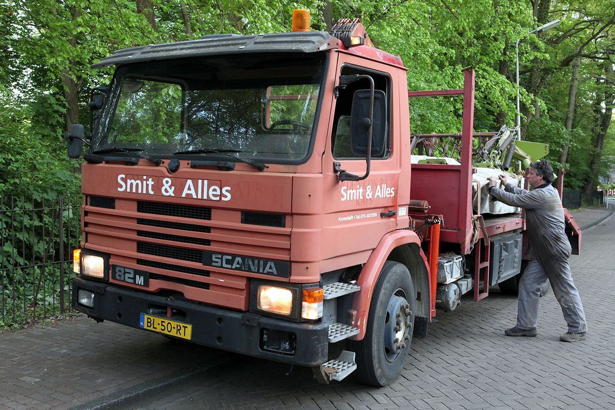 Scania 2-series photo - 2