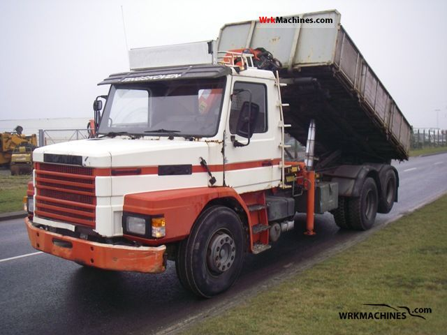 Scania 2-series photo - 5