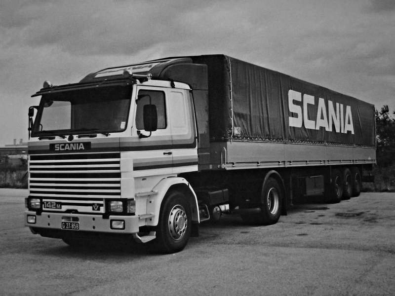 Scania 2-series photo - 6