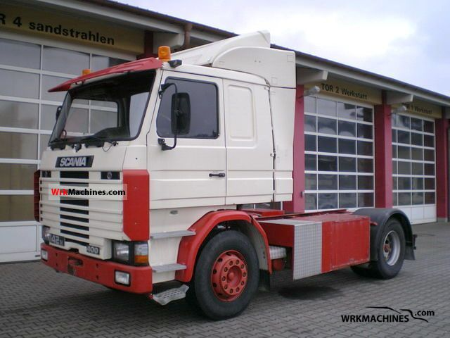Scania 2-series photo - 7