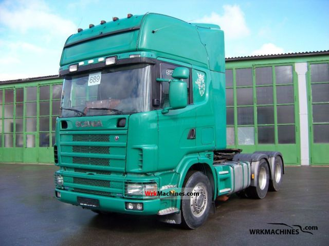 Scania 4-series photo - 10
