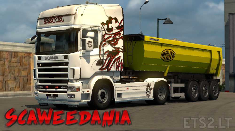 Scania 4-series photo - 2