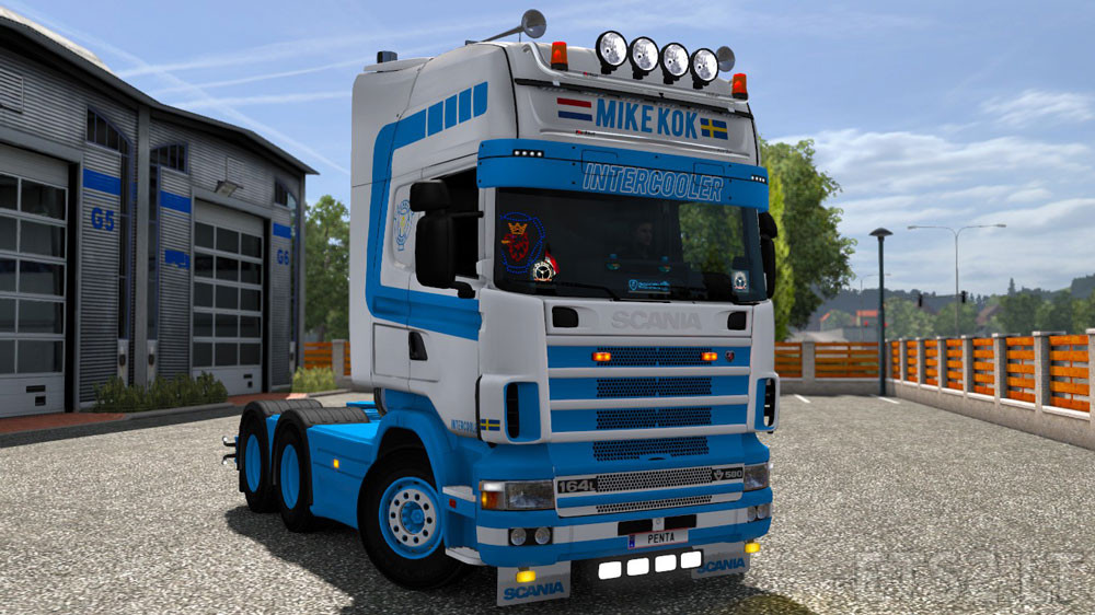 Scania 4-series photo - 3