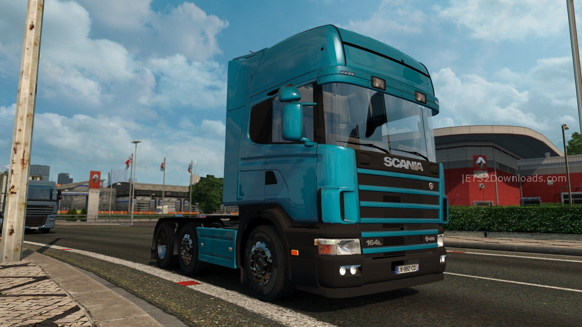 Scania 4-series photo - 5